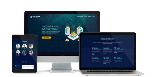 Intellective AI Website