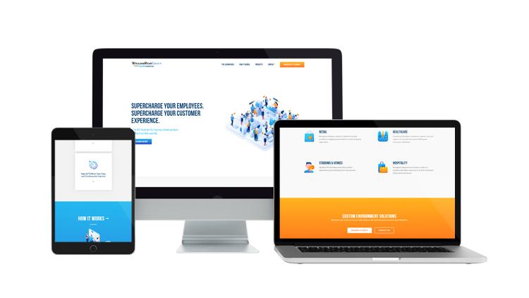 William Ryan Group Website