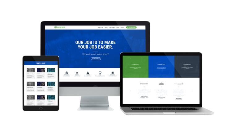 Garden State Computing Website