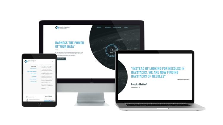 Compendium Technology Website