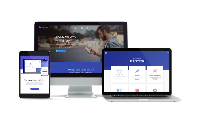 BillGO Marketing Website