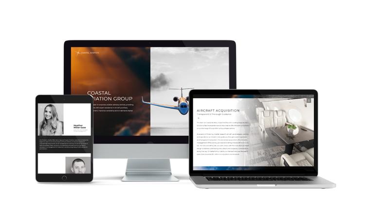 Coastal Aviation Group Website