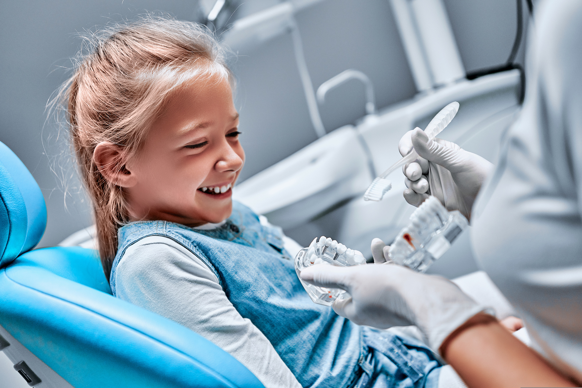 What Is The Difference Between A Dentist And A Pediatric Dentist?