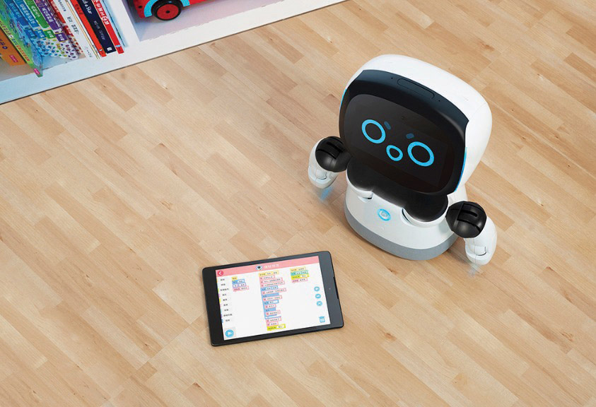 人工智能機械人與編程