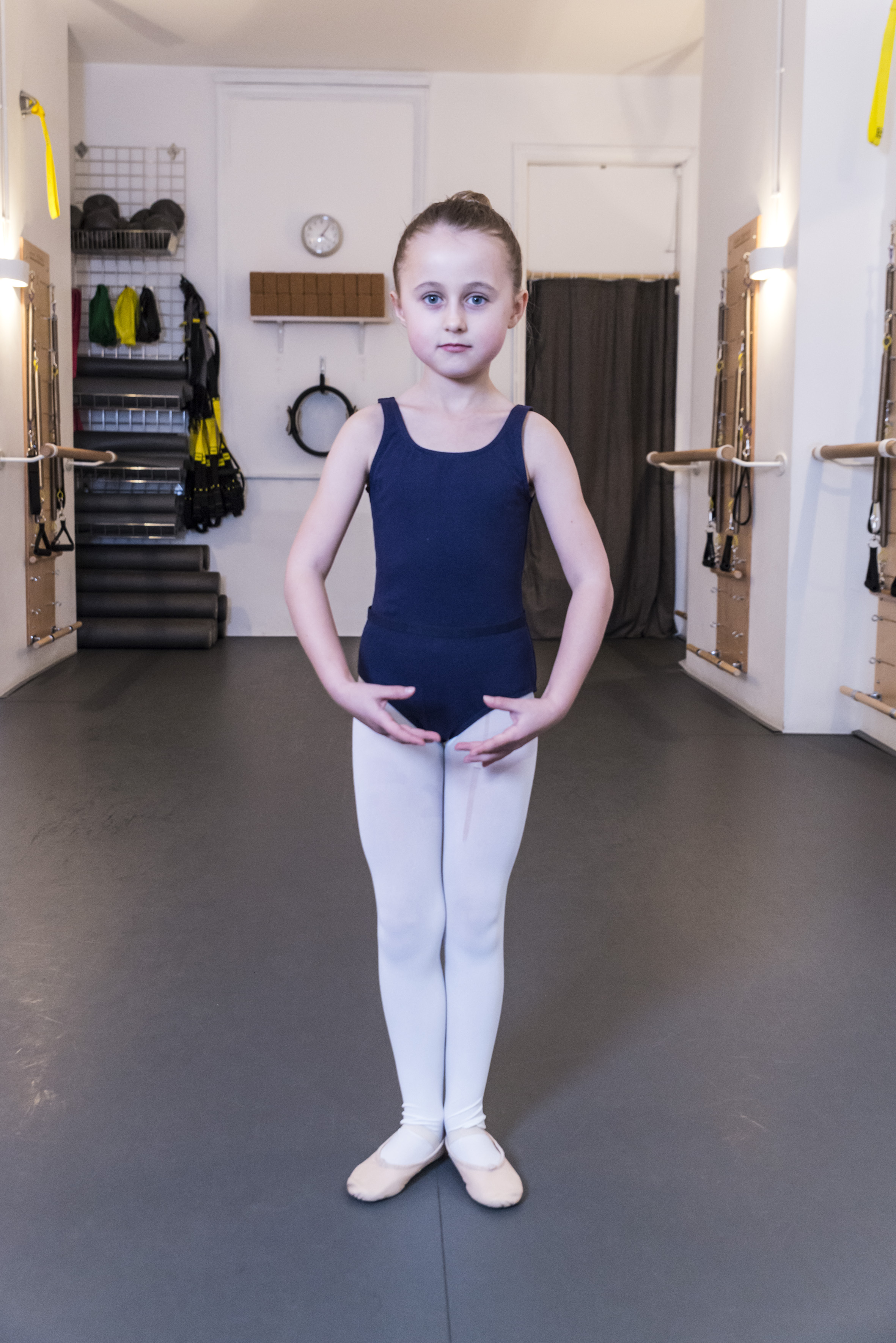 children's dance uniform