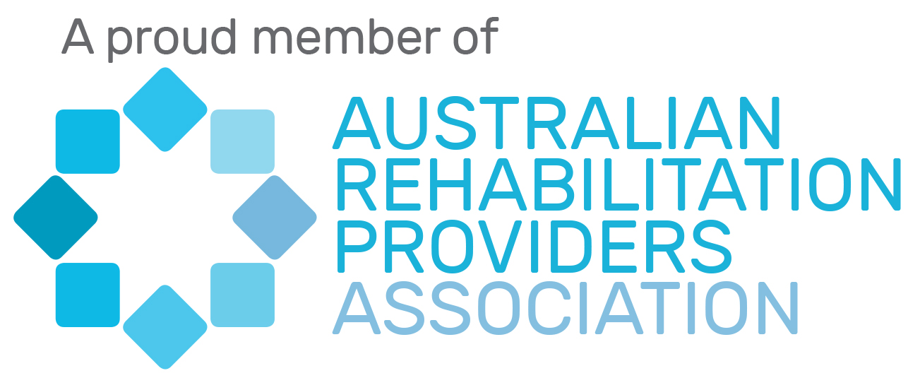Australian rehabilitation providers association logo