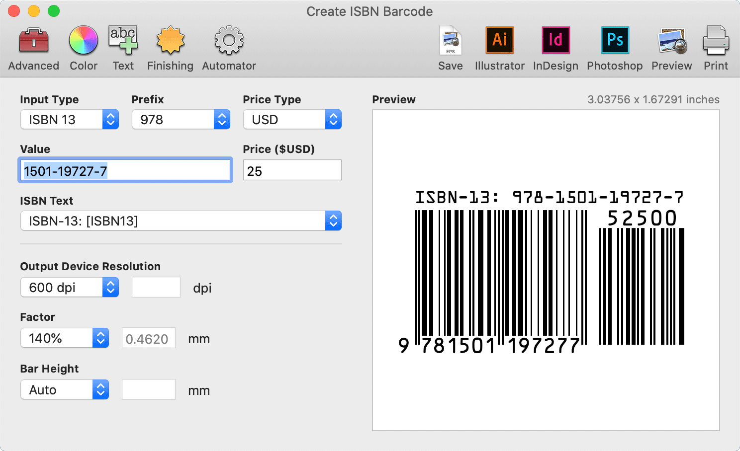 Barcode Producer Mac Barcode Software Barcode Generator