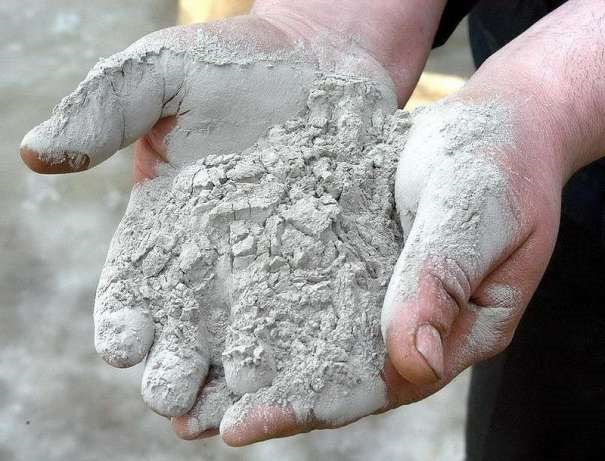 sản xuất xi măng từ than đá