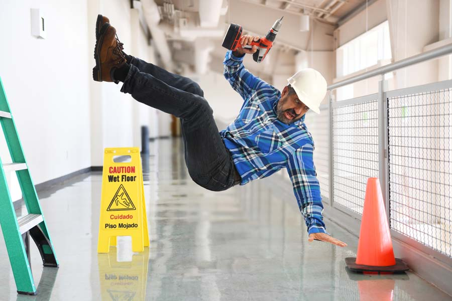 Work Related Injuries Including Workers Compensation