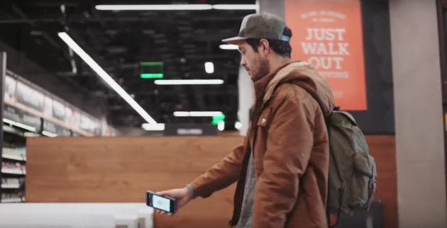Amazon Go Retail Technology