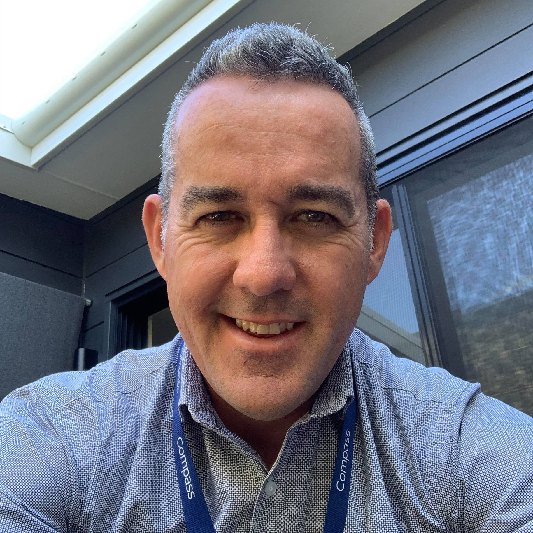 Neil Spence, WA State Manager