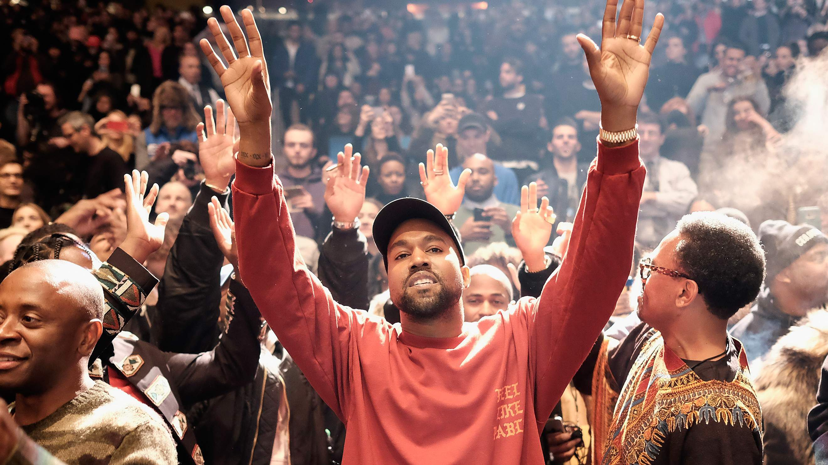 """Kanye West and the new """"Jesus is King"""" album; A Story of Discipleship"""