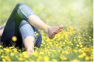Enkle tips for å senke stressnivået i sommer