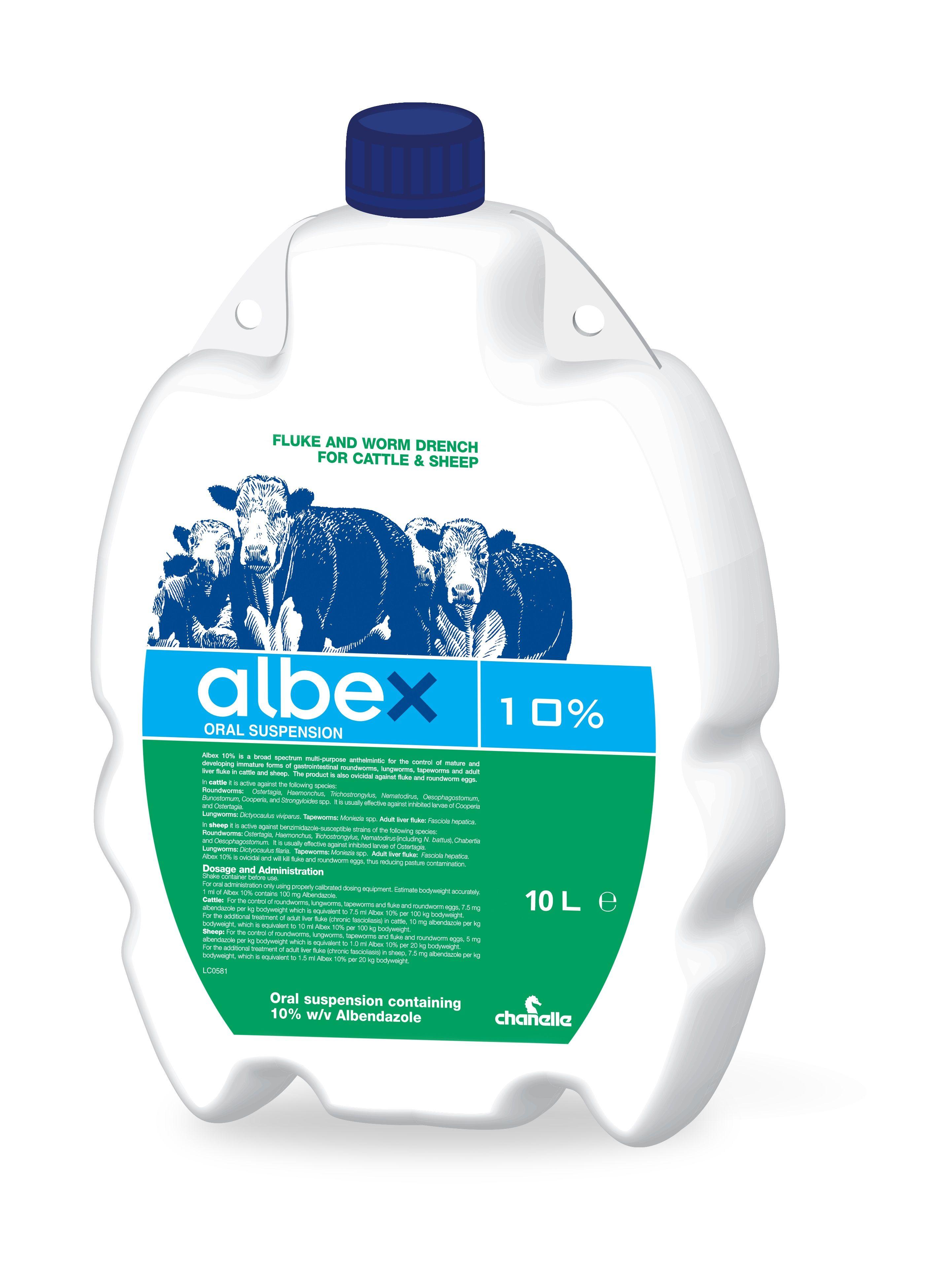 Albex 10%