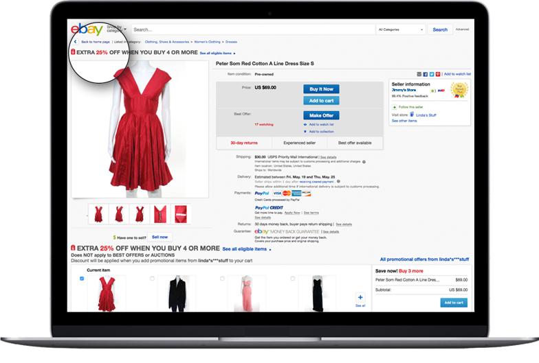 ebay listing example
