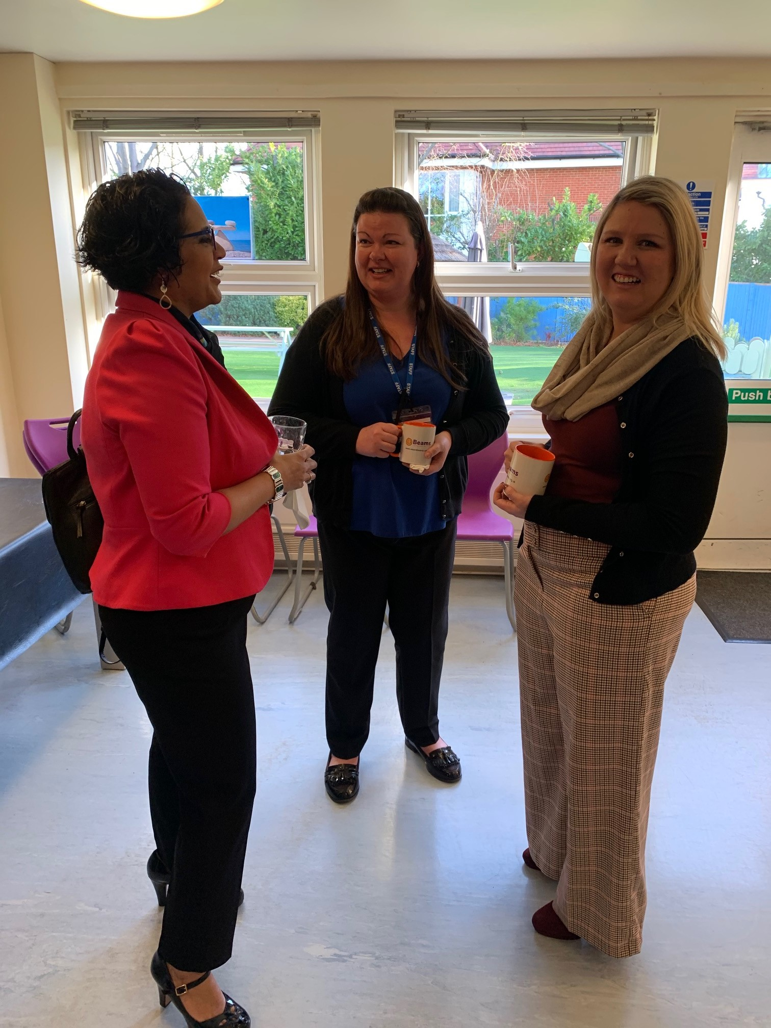 Beams Wellbeing Day