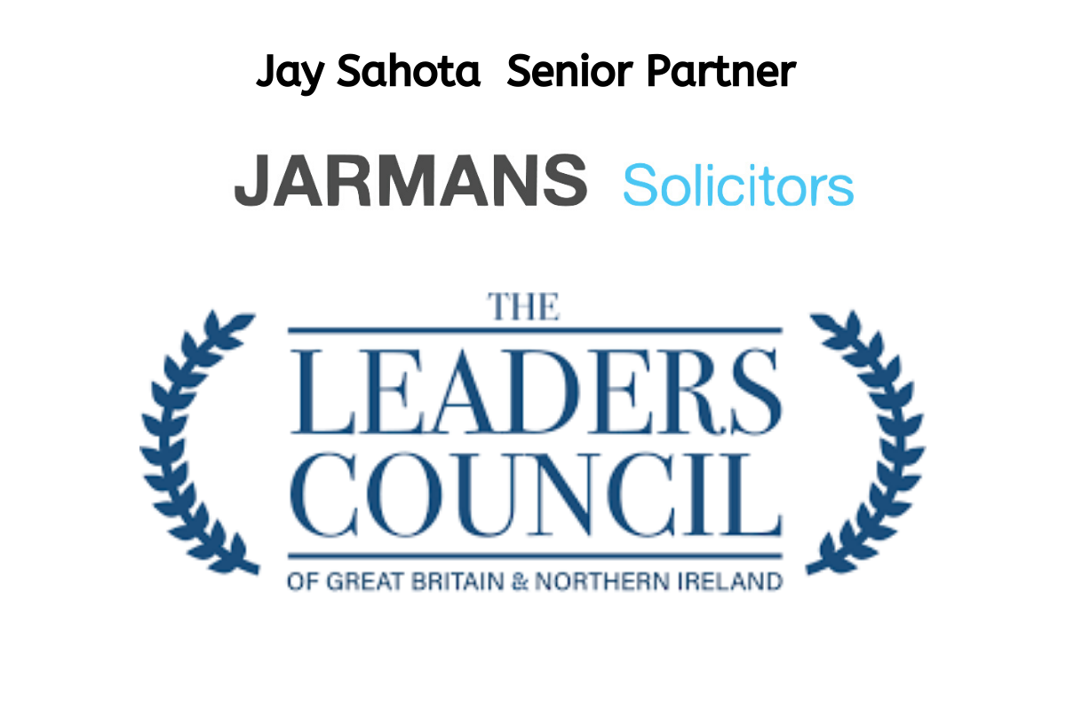 Jay Sahota from Jarmans Solicitors appears in Leaders Council podcast alongside Sir Andrew Strauss.