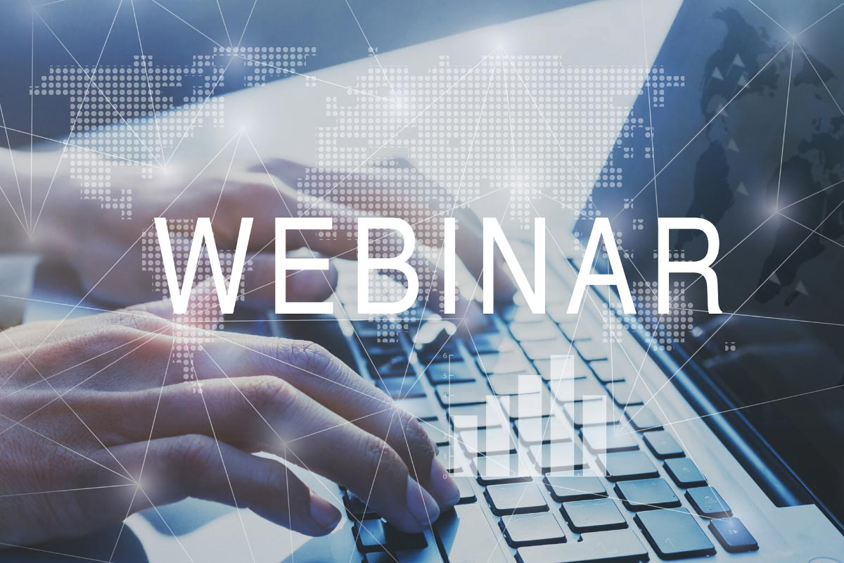 Invitation to join us on a webinar with Phil Chantry