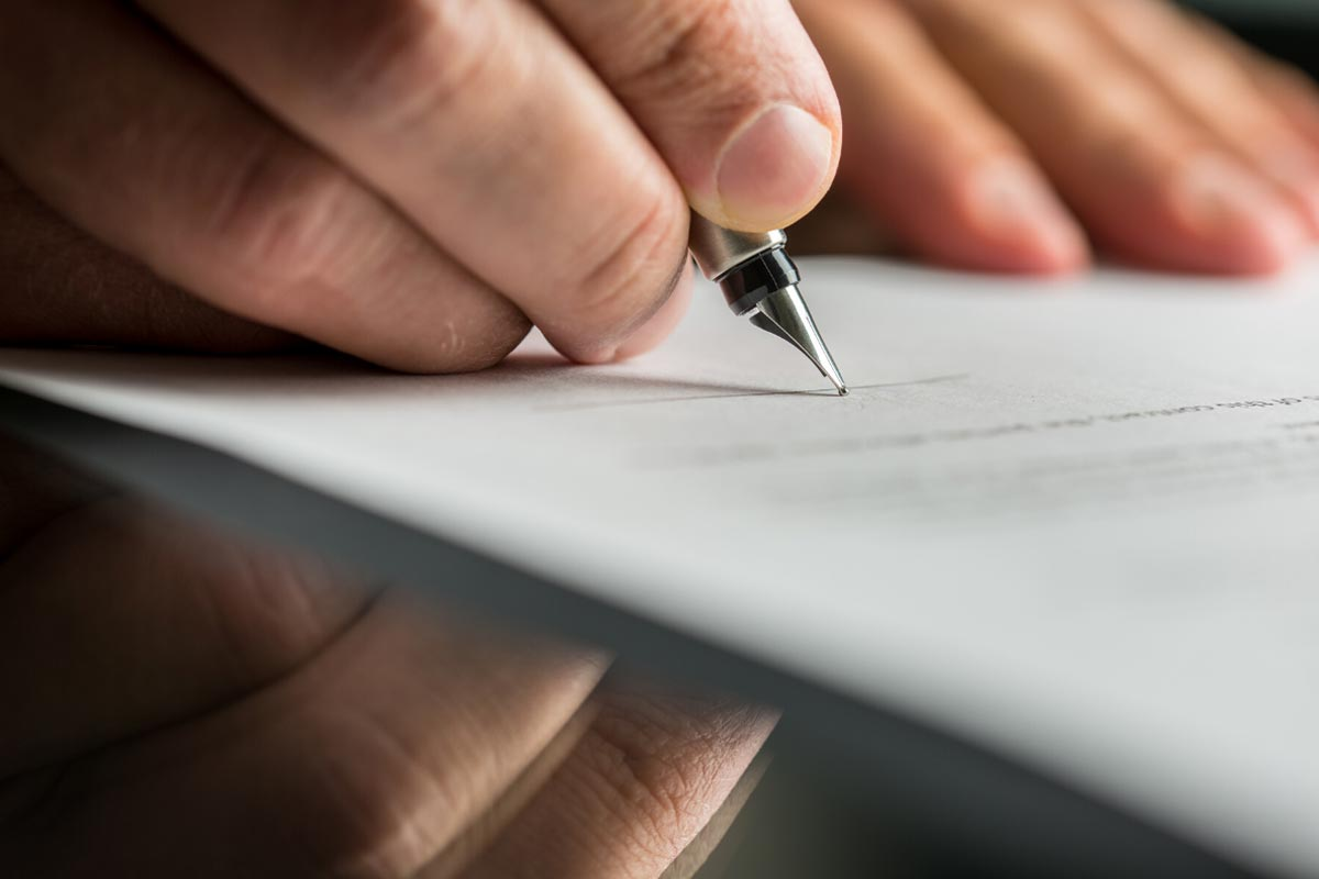 Settlement agreements – Employer