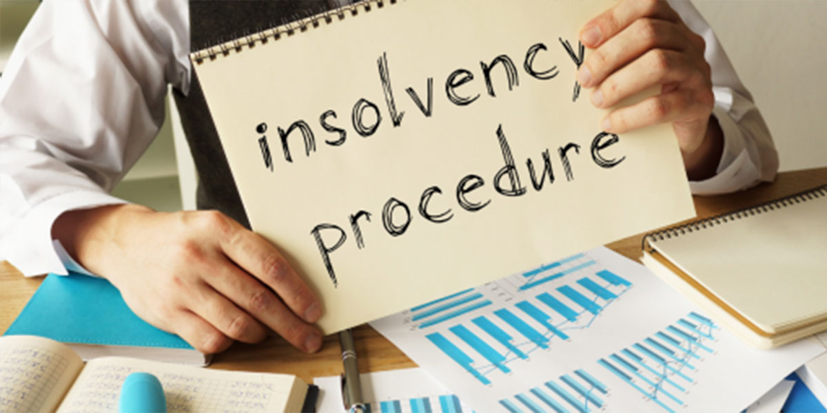 What you should know about the commercial / business Insolvency and the processes involved