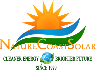 Nature Coast Solar logo