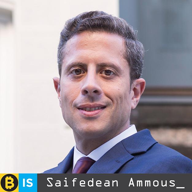 Bitcoin is Money: WATCH Saifedean Ammous' Talk on YouTube