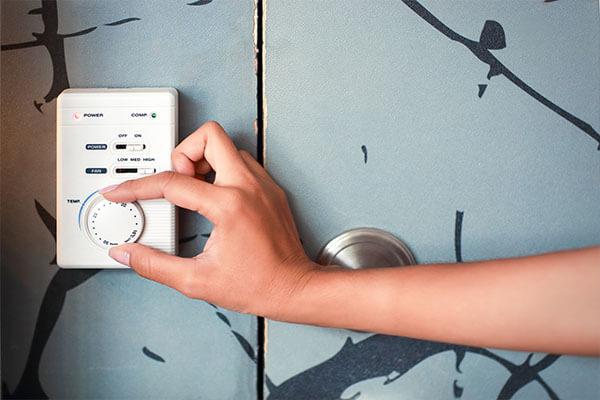 Thermostat Heizung Regelung