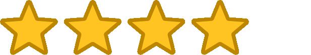 Sterne Kundenbewertung