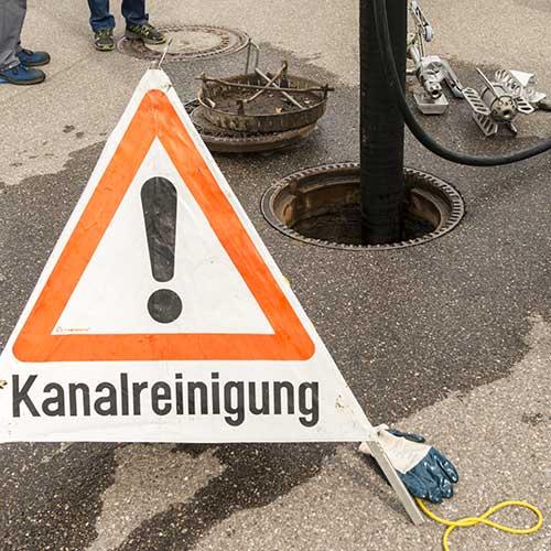 Kanalreinigung in Graz und Graz Umgebung