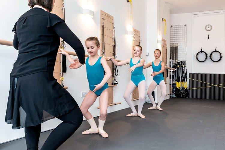 Grade 1 + 2 Ballet