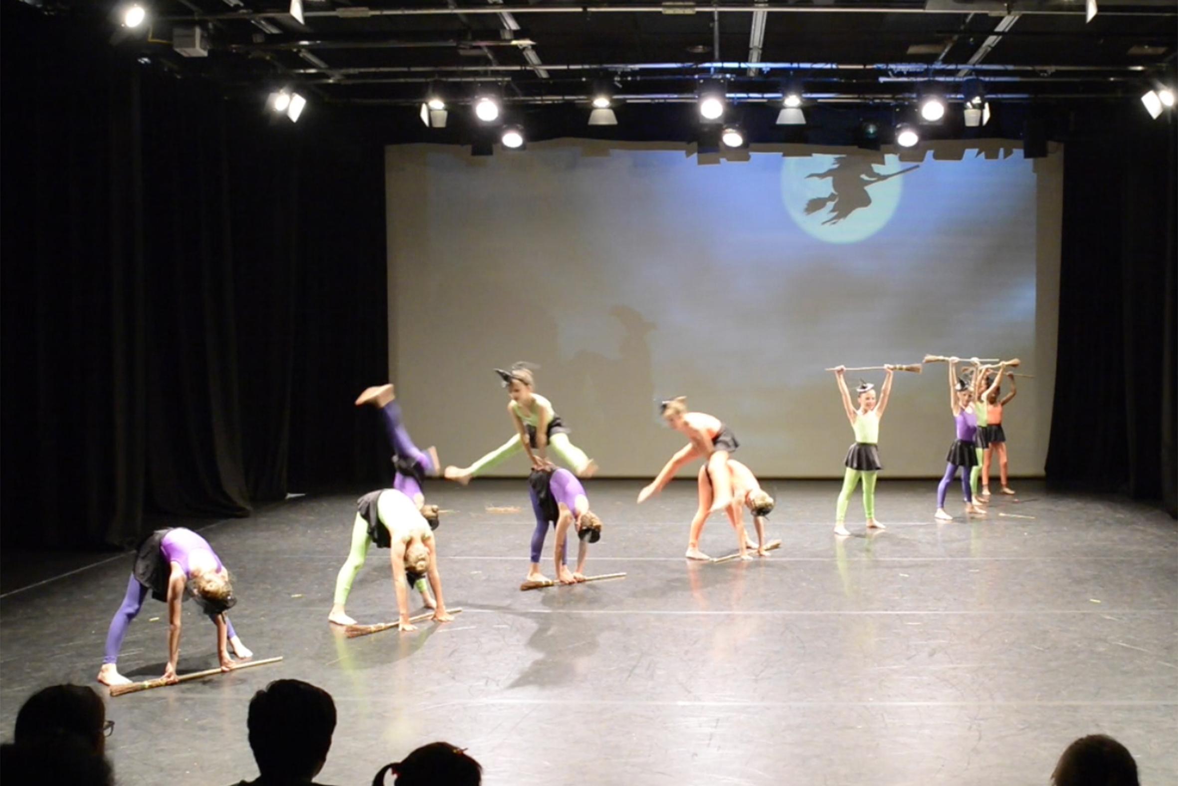 Junior Performance