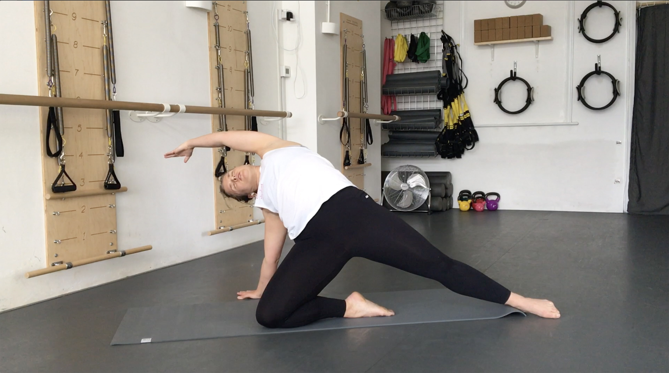 Stretch Sequence