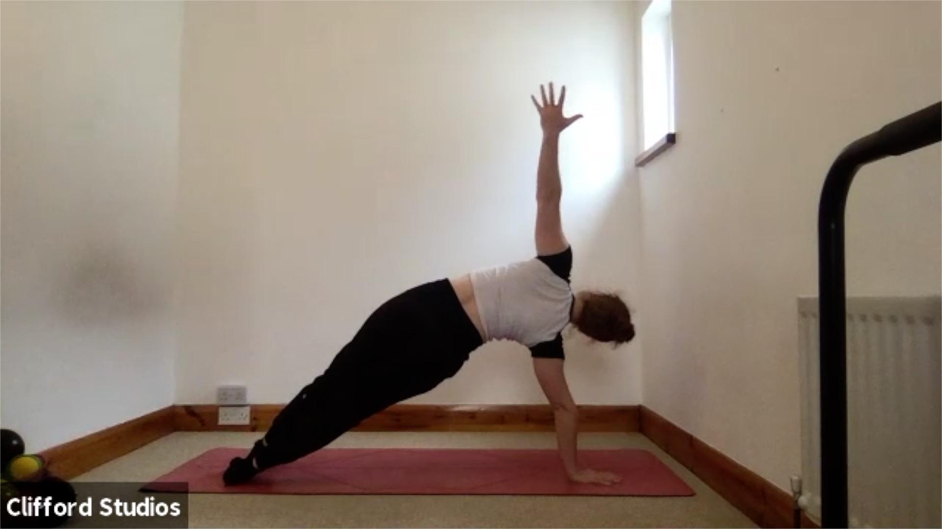 Pilates MAT 3 (Intermediate)