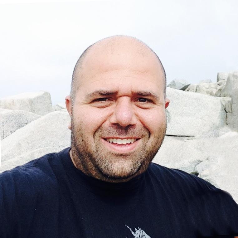 Photo/headshot of Steve Coppola, founder of Input UX Inc.