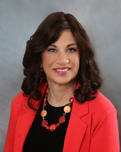 Ronee Silverman, CEO/President of the Center for the Visually Impaired