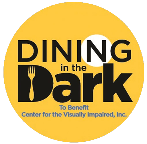 Dining in the Dark to Benefit Center for the Visually Impaired Logo