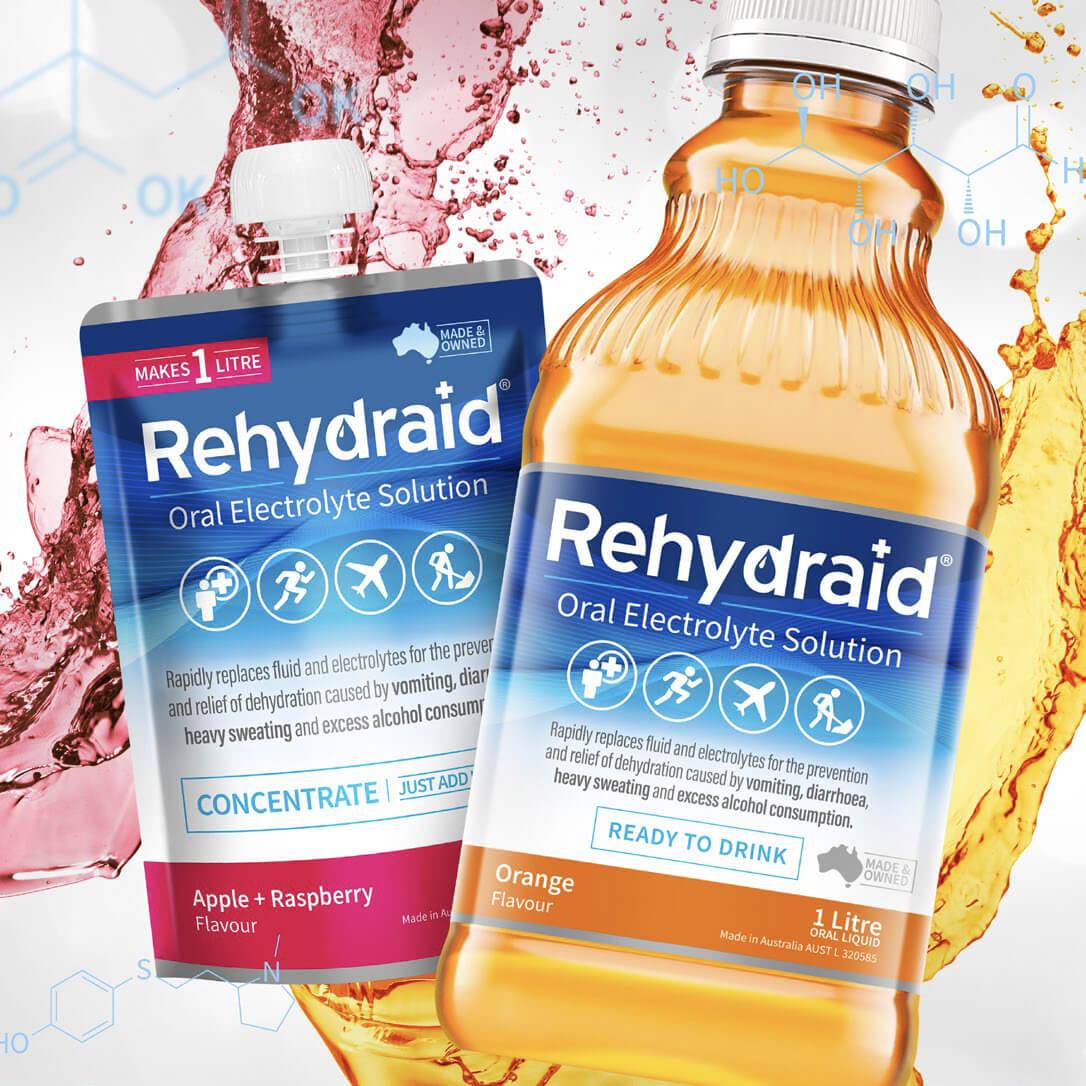 Drinks Packaging Design