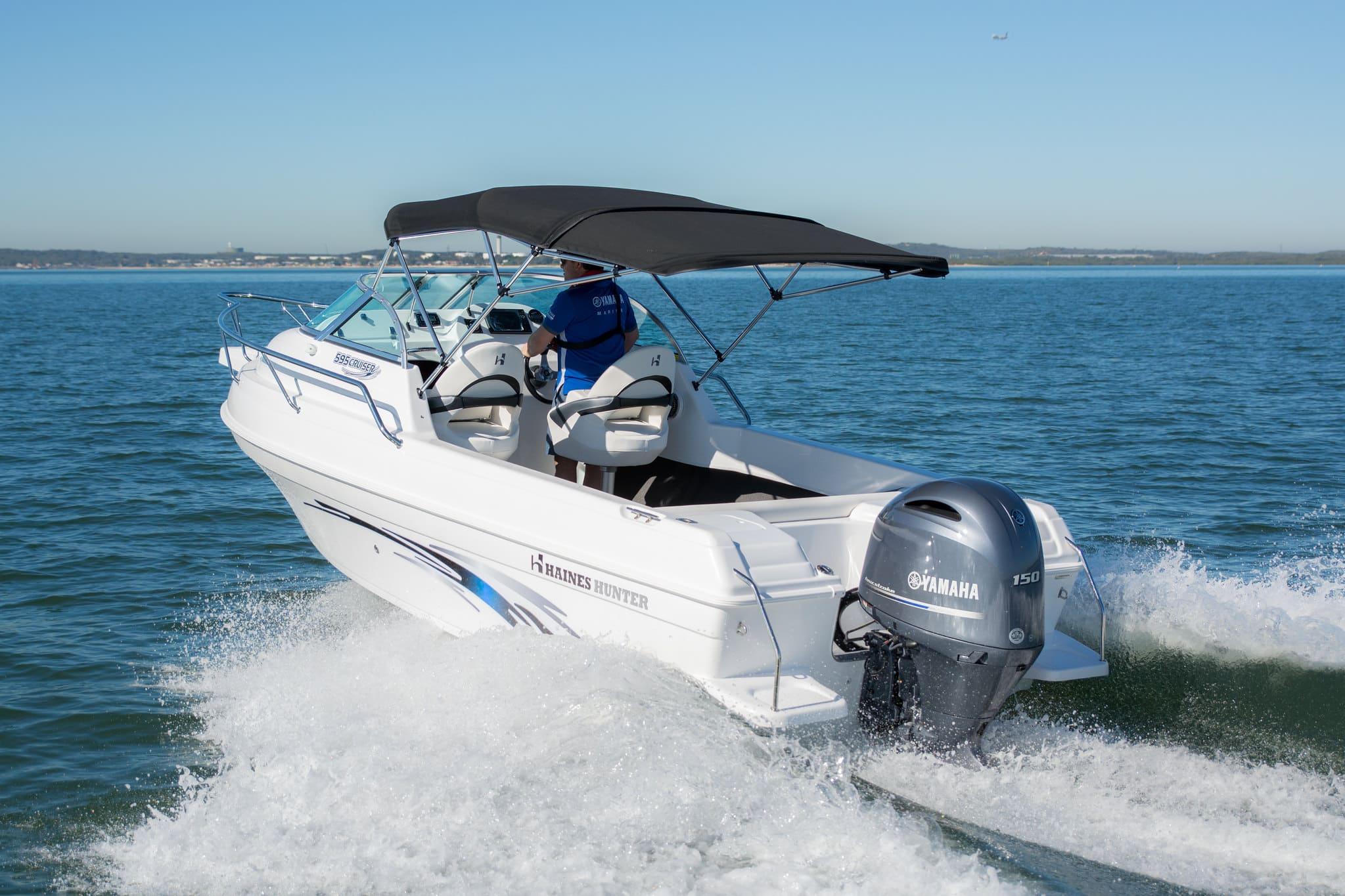 Haines Hunter 595 Cruiser