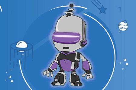 Alien Invasion Robot