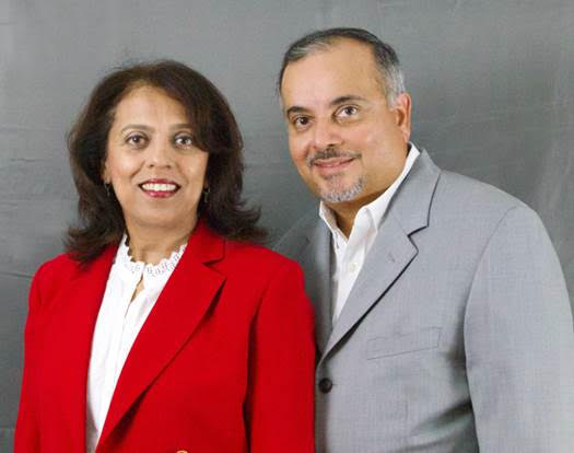 Rajesh and Pari Jyotishi