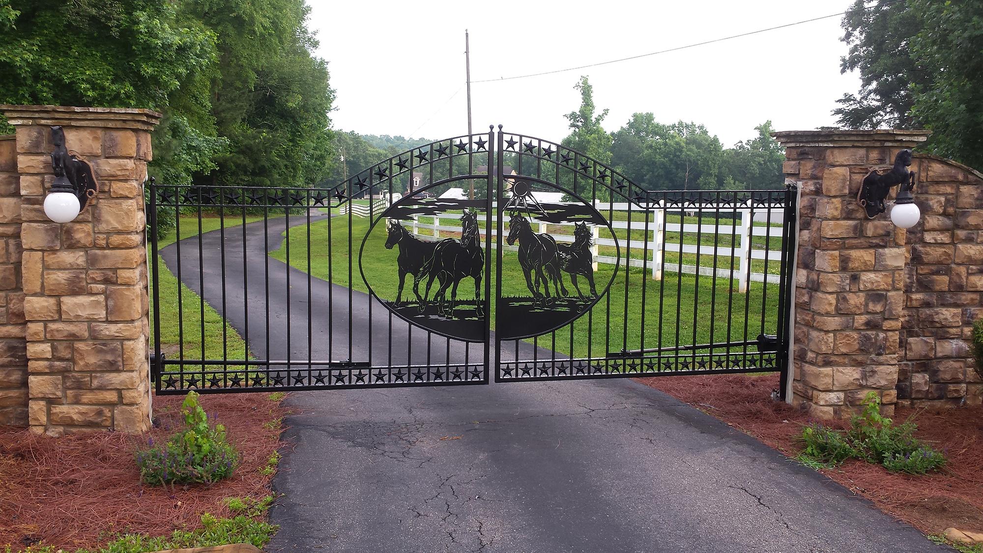 Exquisite Fence