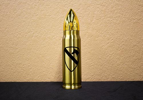 17oz 1st Calvary Bullet Thermos