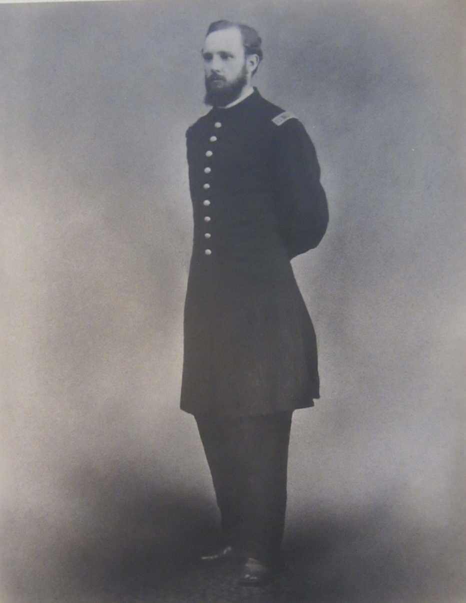 William Earnest Goodman (Paternal 2x great Grandfather)• Pennsylvania 147th Infantry Regiment, Company D (Union Army)• Brevet Major, O-4• Medal of Honor Recipient• 1838-1912