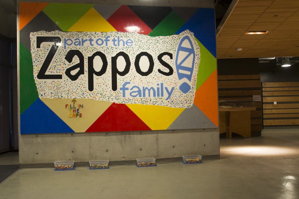 Zappos employee onboarding