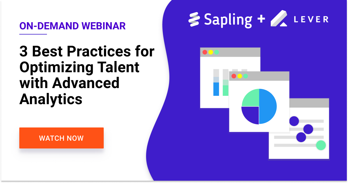 3 Best Practices for Optimizing Talent with Advanced Analytics