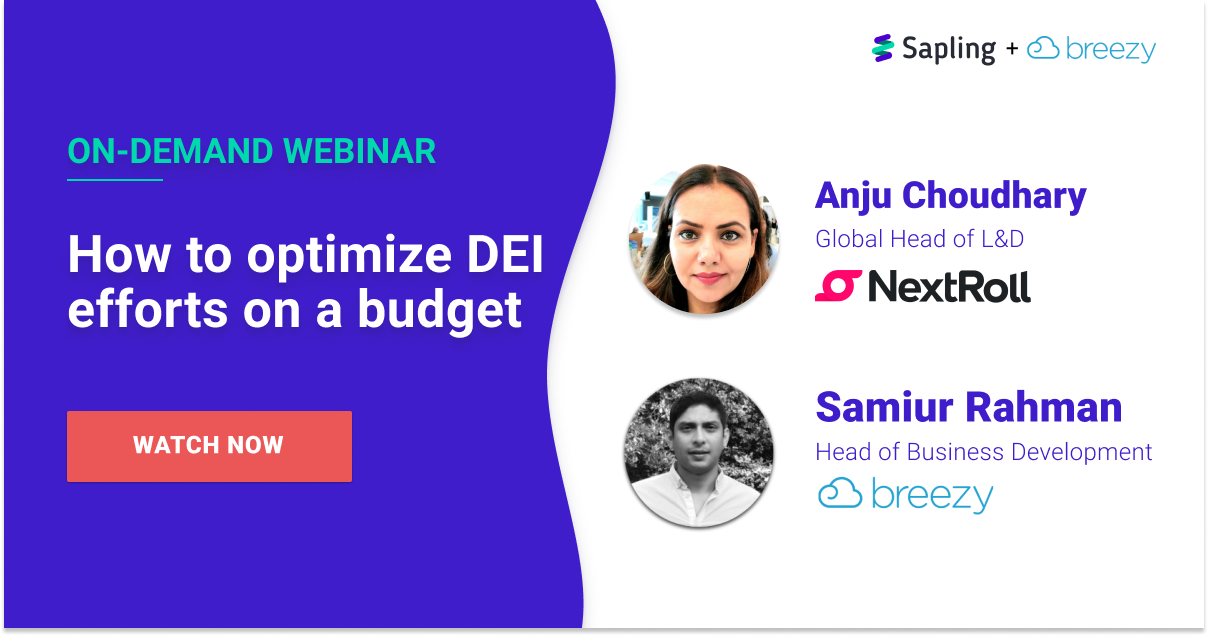 How to optimize DEI efforts on a budget