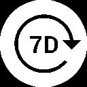 7-Day Turnaround
