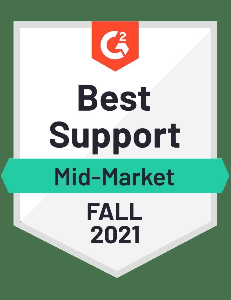 Sapling G2 Leader Badge - Fall 2021