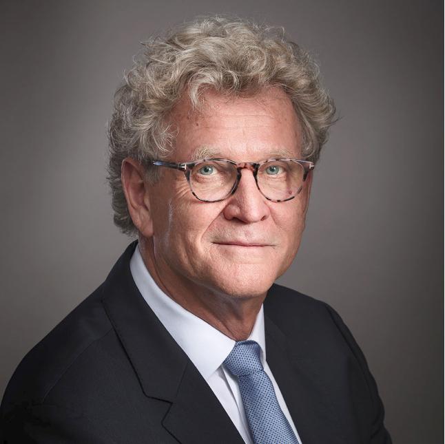Portrettfoto Harald S. Kobbe