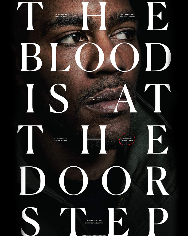 The Blood at the Doorstep